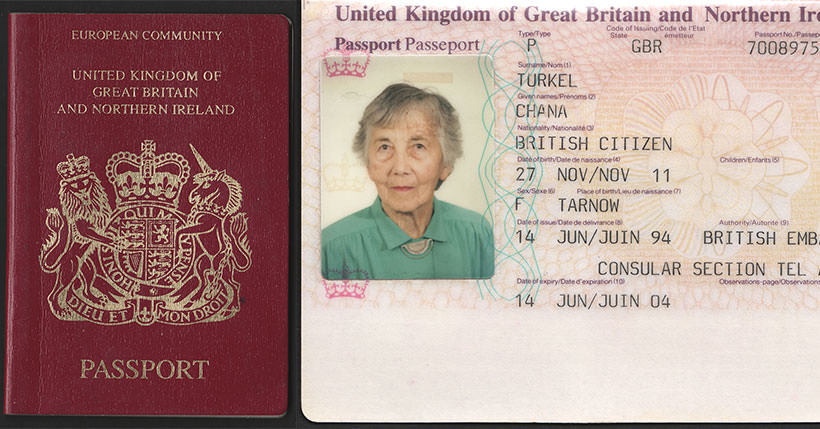 Great Ireland European Passport Kingdom Consulate Tel United British Issued — Commission 1994 Aviv amp; Northern In By Britain 2004 Of Mrz Without
