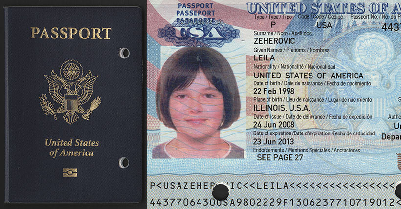 — United Series 2013 America States 2008 Icon' Of Epassport 'american